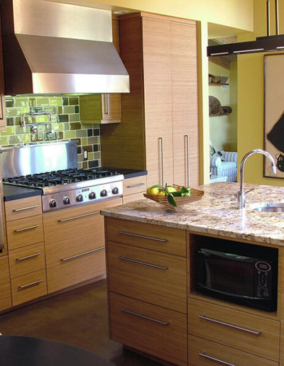 KItchen, Mill Valley - after 3