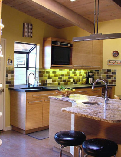 Kitchen, Mill Valley - after 1
