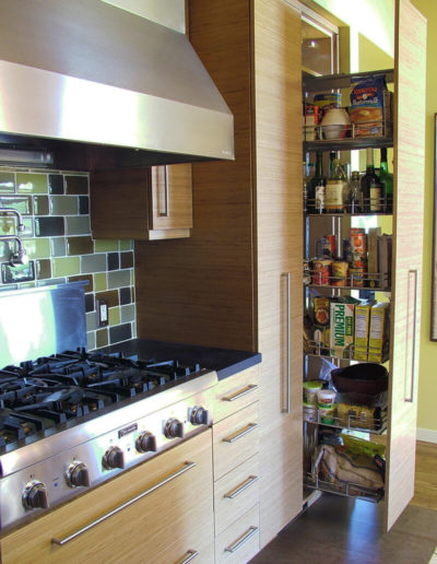 Kitchen, Mill Valley - after 2
