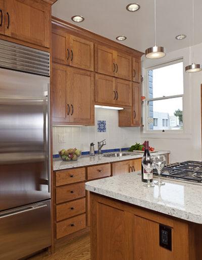 Kitchen, San Francisco - after 1