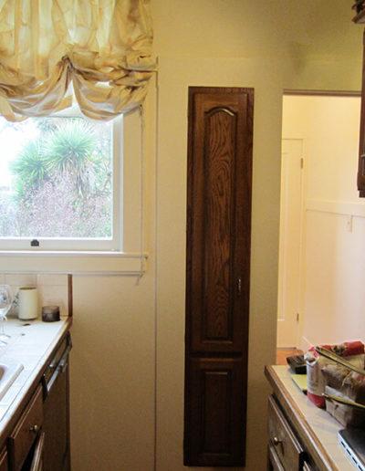 Kitchen, San Francisco - before