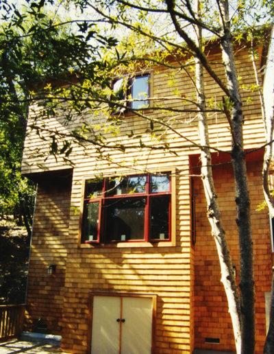 New Buiilding, 2nd Unit, Garage, Decks, Mill Valley 2