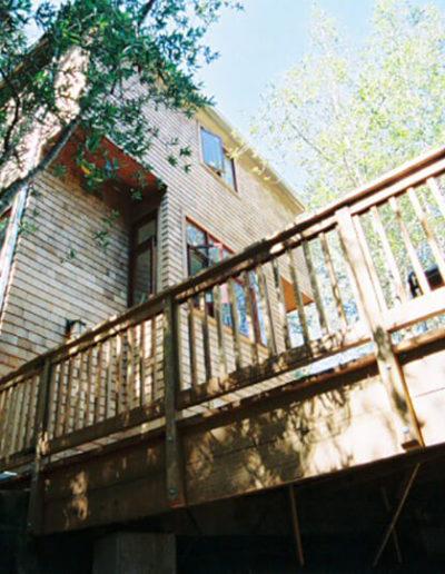 New Buiilding, 2nd Unit, Garage, Decks, Mill Valley 4