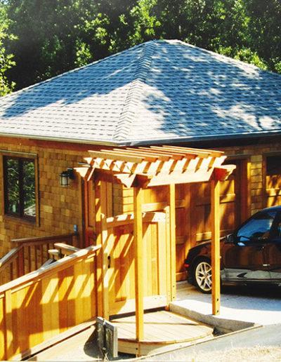 New Buiilding, 2nd Unit, Garage, Decks, Mill Valley 6