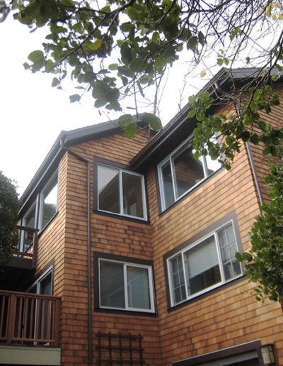 Siding, Windows, Decks, Sausalito 2